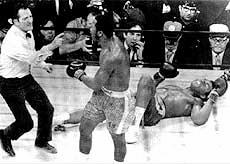 How Joe Louis Would have Beaten Muhammad Ali