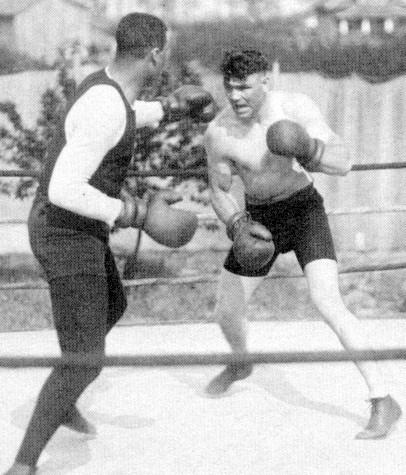Jack dempsey amateur fights
